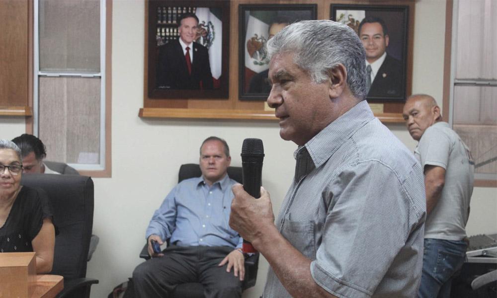 Aprueba Cabildo de Tecate a Emilio Sánchez como cronista de la ciudad