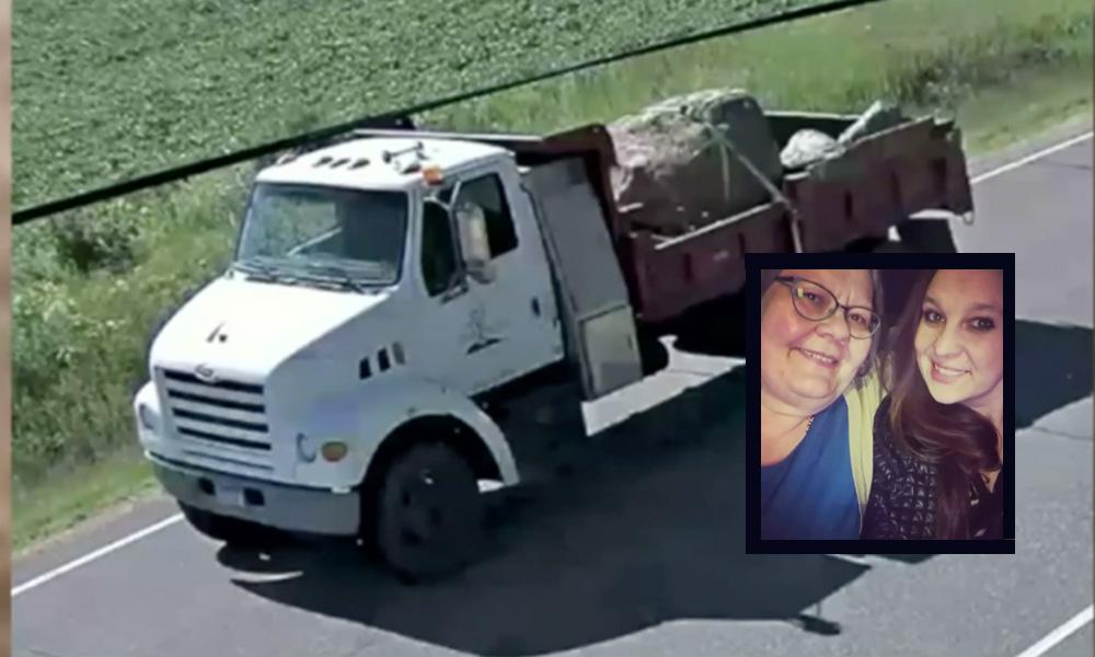 Roca de 363 kilos mata a madre e hija