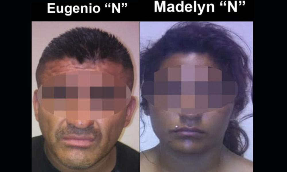 Arrestan a pareja por robo con violencia en Tijuana