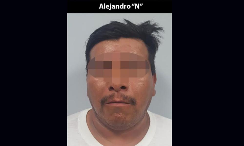 Aseguran a sujeto por realizar detonaciones con arma de fuego en Tijuana