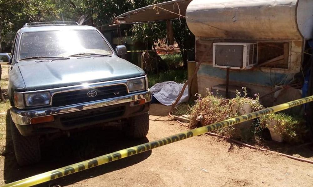 Asesinan a adulto mayor con disparo en la cabeza en Mexicali