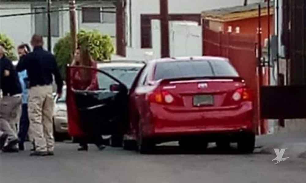 Atacan a agente ministerial en Ensenada