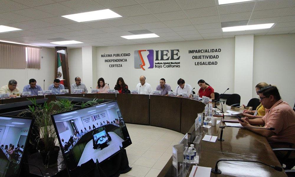 Autorizan iniciar con los trámites para incorporar a personal del IEEBC al régimen de Seguridad Social