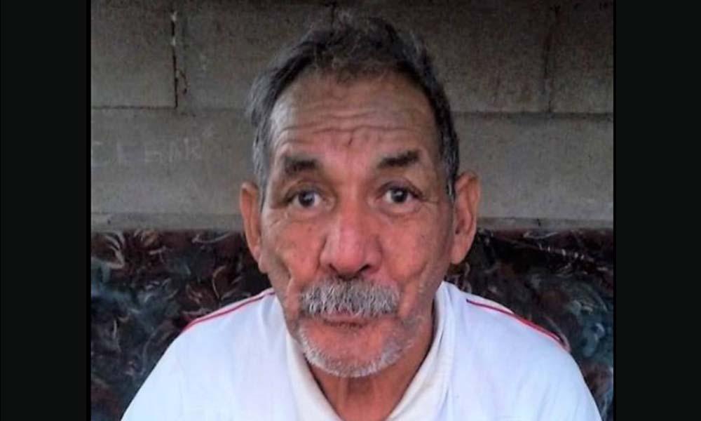 Solicitan ayuda para localizar a Antonio, desaparecido en Mexicali