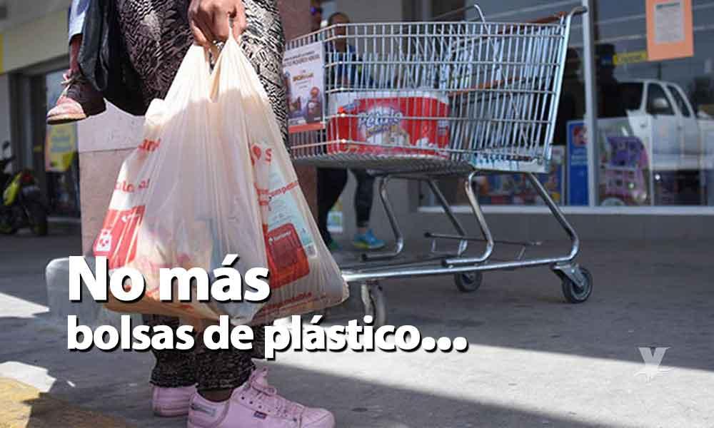 Logran dictamen para prohibir bolsas de plástico en negocios de Tijuana