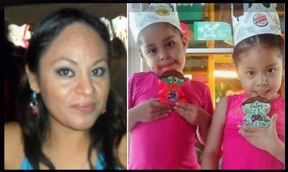 Buscan a Imelda, Montserrat y Rebeca madre e hijas desaparecidas en Mexicali