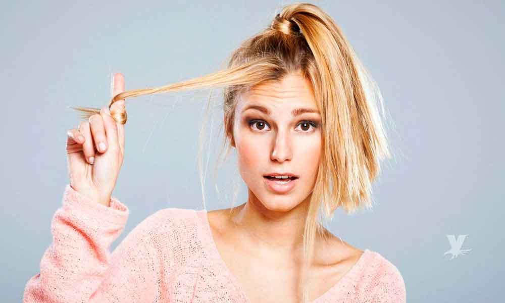 ¿Sabes qué le pasa a tu cabello cuando te estresas?