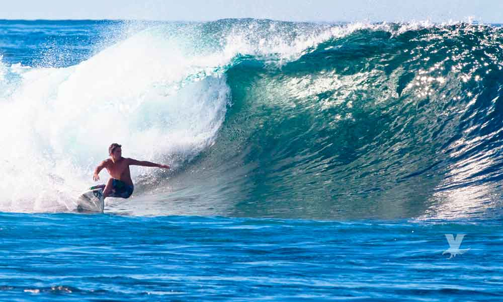 San Diego emite alerta por altas temperaturas y mar de fondo con olas de hasta 3 metros