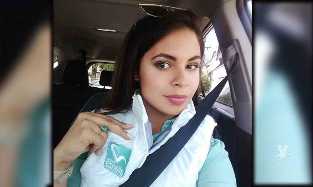 (VIDEO) Ex candidata de Nueva Alianza realizará sesión fotográfica con Playboy