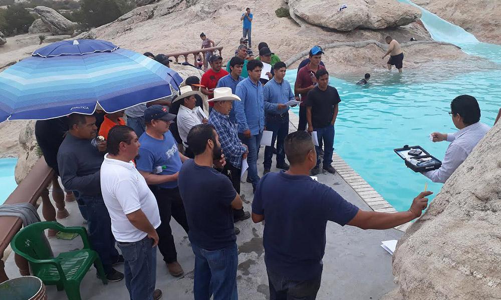 Capacitan a servidores públicos en Tecate