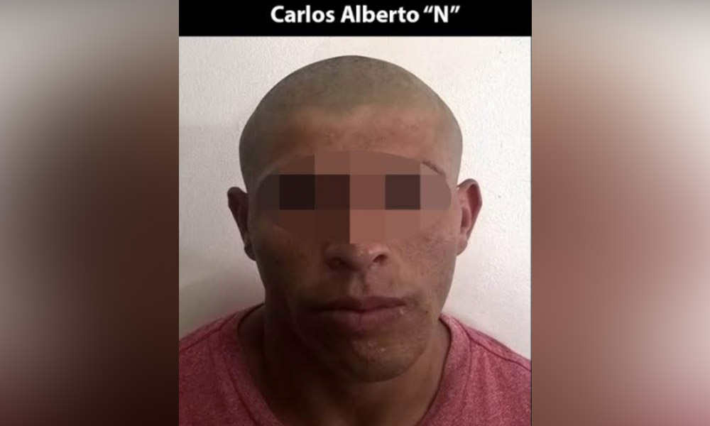 """Capturan al """"aluche"""" buscado por robo con violencia en Tijuana"""