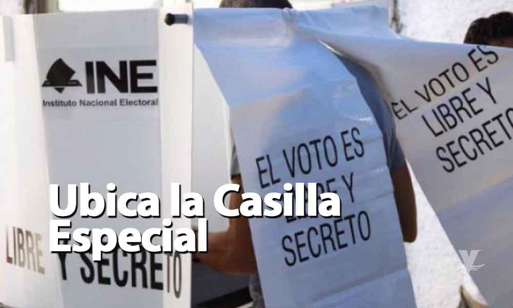 ¿Tienes credencial de otro Estado? Te decimos donde estarán ubicadas las casillas especiales en Tijuana y Tecate