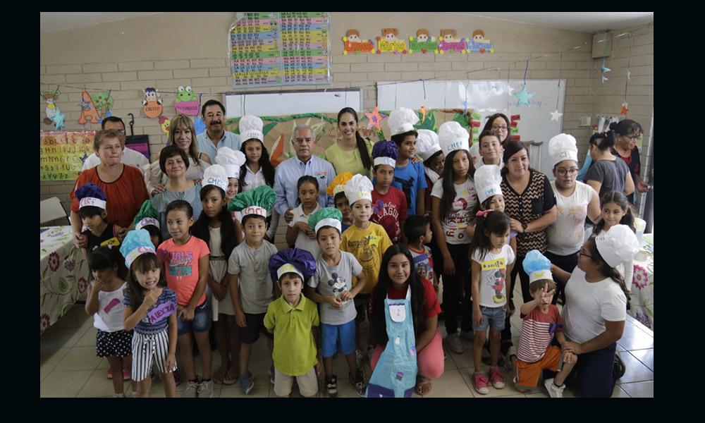"""Clausuran en Baja California programa""""Escuelas de verano 2018″"""