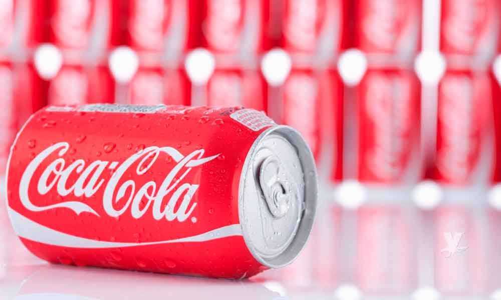 Coca-Cola aumentará el precio de sus productos debido a los aranceles de Donald Trump