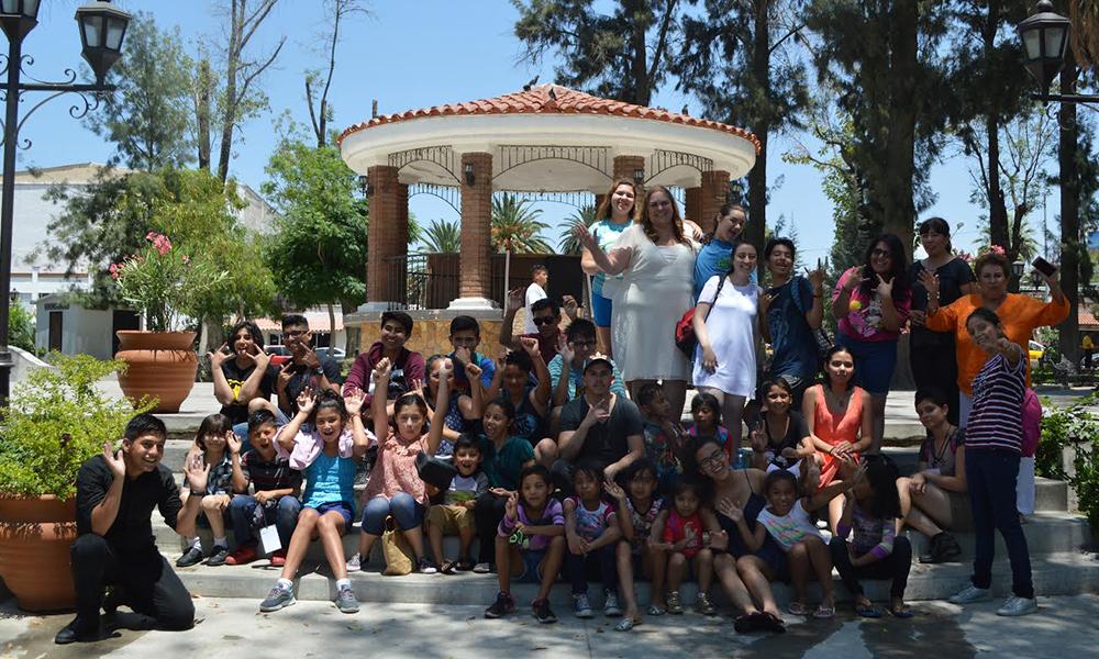 Concluye primera etapa del Campamento de Verano Todos a Jugar en Tecate