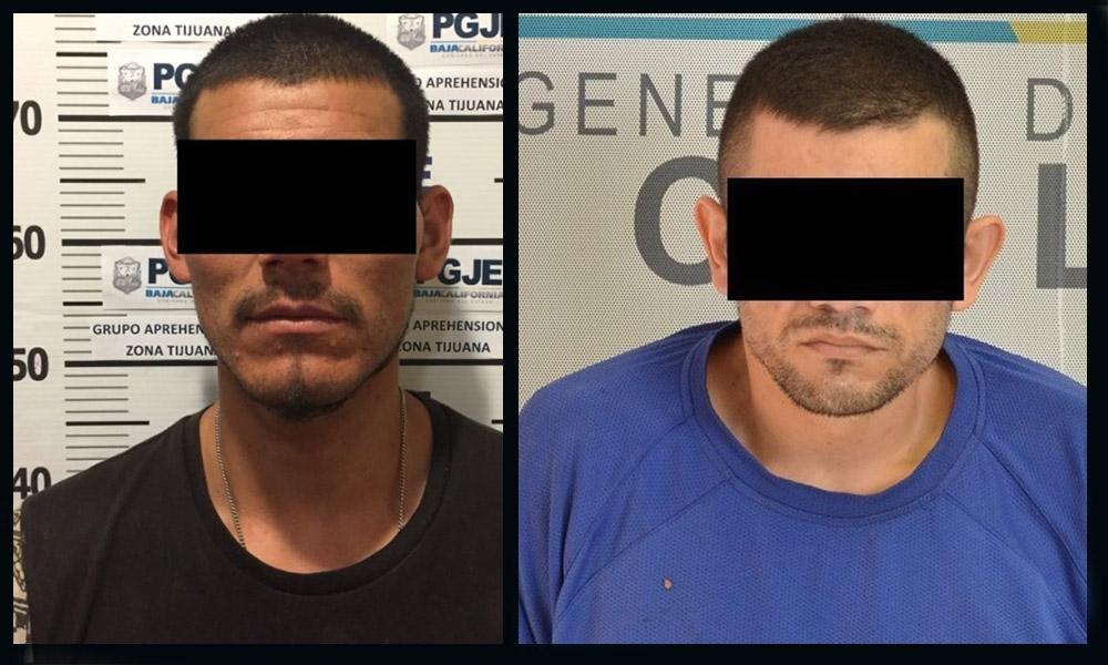 Cumplimentan dos órdenes de aprehensión por homicidio calificado en Tijuana