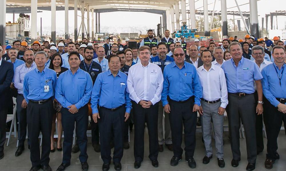 Destacan la creación de más de 34 mil empleos en Baja California