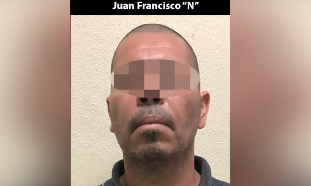 Arrestan a sujeto tras incautarle un kilo de marihuana en Tijuana