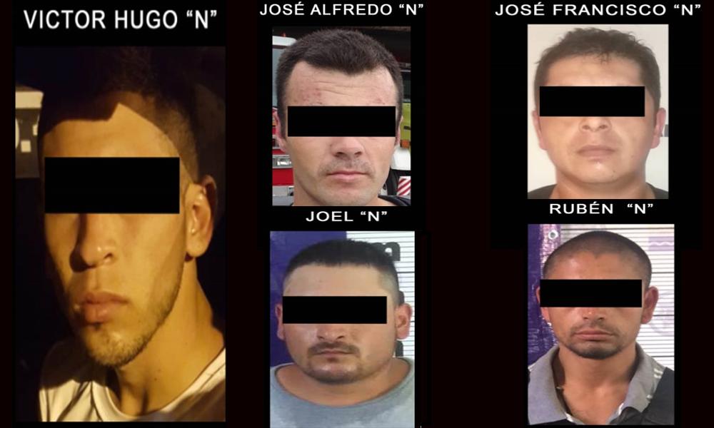Detienen a cinco personas por diversos delitos en Playas de Rosarito