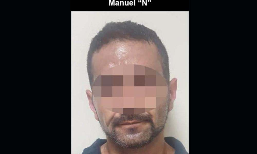 Detiene a un narcomenudista en zona norte de Tijuana