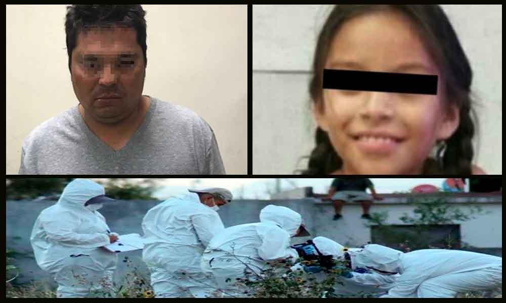 Detienen al presunto homicida de Ana Lizbeth, estuvo preso siete años