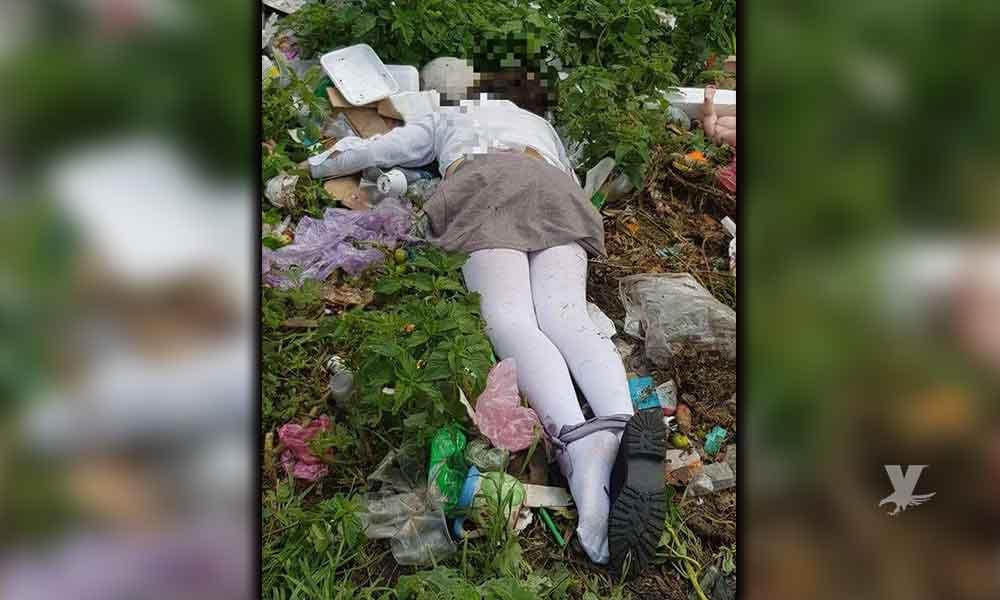 Padres pagaron el rescate de Diana pero aún así fue asesinada y su cuerpo arrojado a un basurero