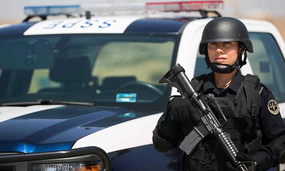 Disminuyen los delitos en el primer semestre en Baja California: Sosa Olachea