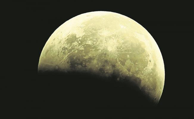 El eclipse lunar más largo del siglo ¡ocurrirá en julio!