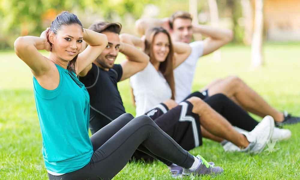 Estos son los mejores ejercicios para las personas mayores de 30 años