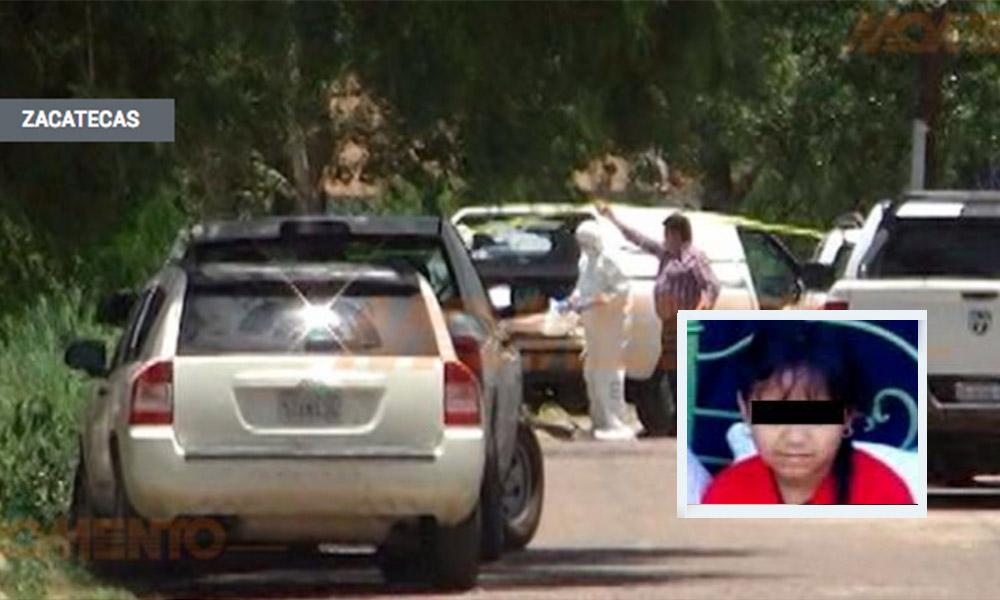 Encuentran muerta a niña desaparecida en panteón de Zacatecas