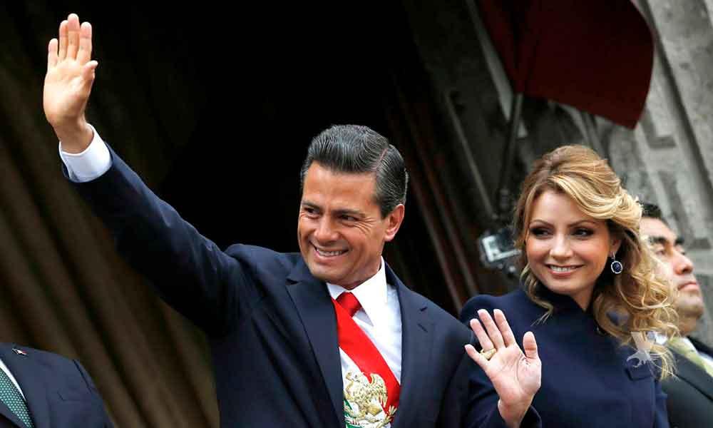 Enrique Peña Nieto se va de vacaciones a unos meses de dejar el puesto