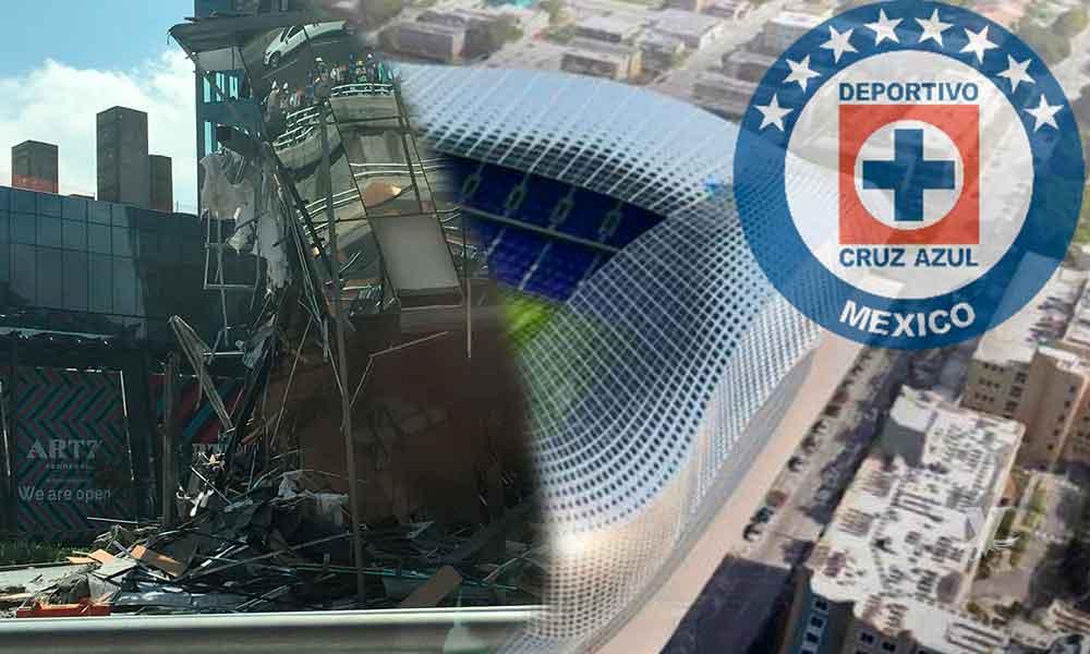 Constructora de Plaza Artz será la encargada de construir el nuevo estadio de Cruz Azul