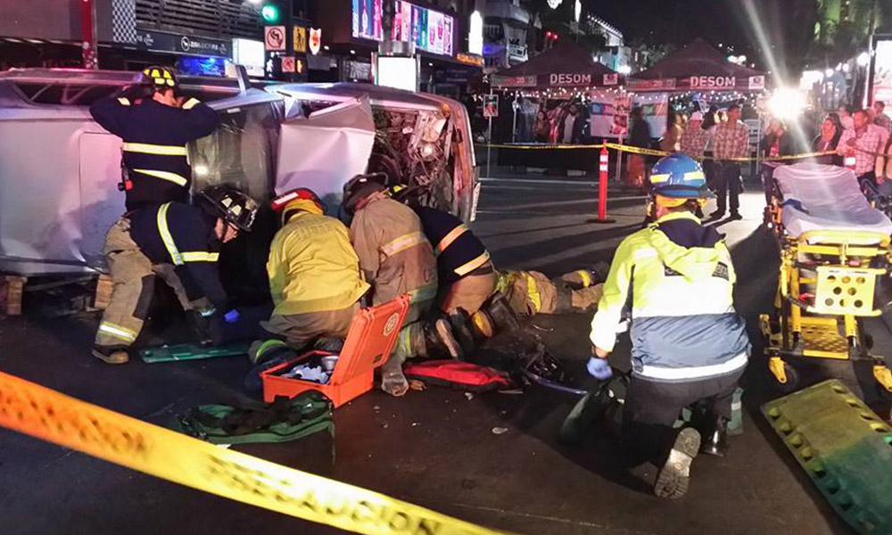 Exhortan a prevenir accidentes en carretera en periodo vacacional en Tijuana