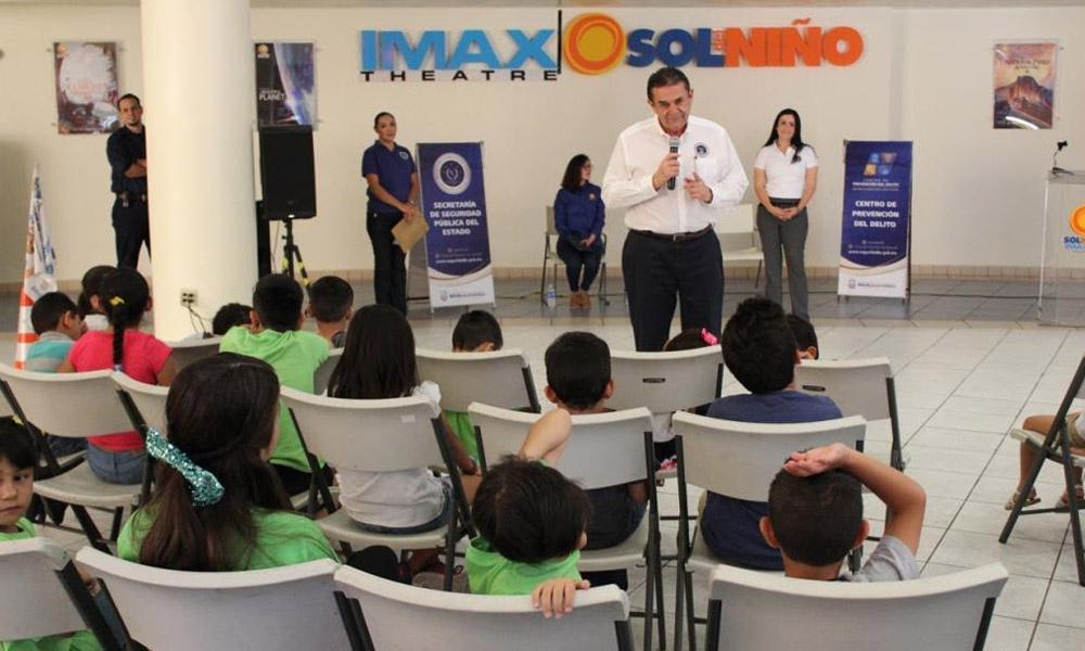 Finaliza campamento de verano preventivo en Mexicali
