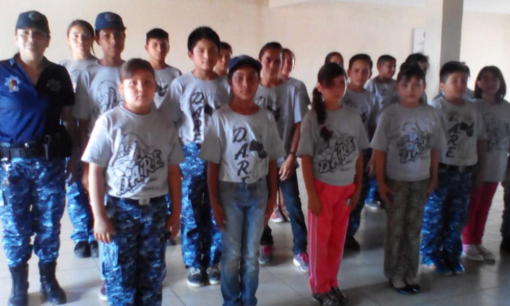 Forman a jóvenes comprometidos con su comunidad en el campamento juvenil en la Rumorosa