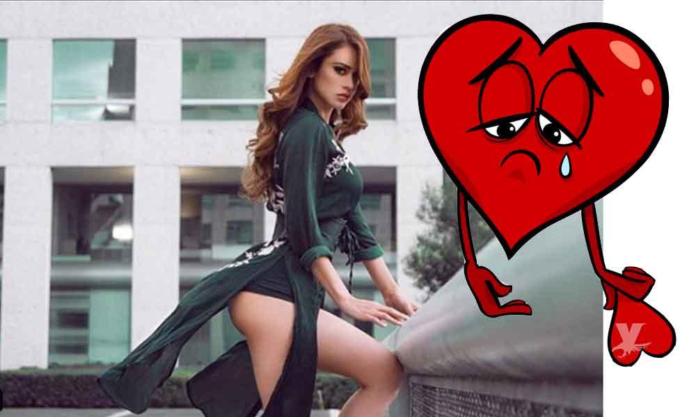 La chica del clima Yanet García se queda sin novio por culpa de los videojuegos