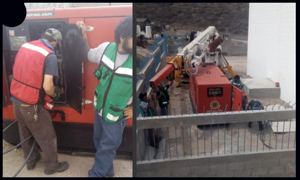 Impulsan acciones para restablecer distribución de agua a residentes de Santa Fe en Tijuana
