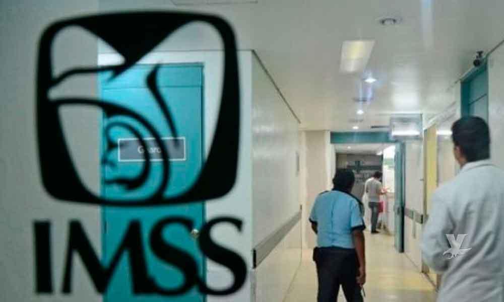 Confirman muerte de una mujer en el IMSS por diagnostico erróneo
