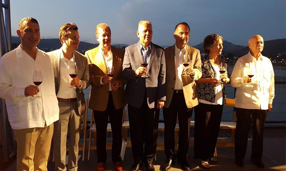 Inauguración de la edición XXVII las fiestas de la vendimia en Ensenada