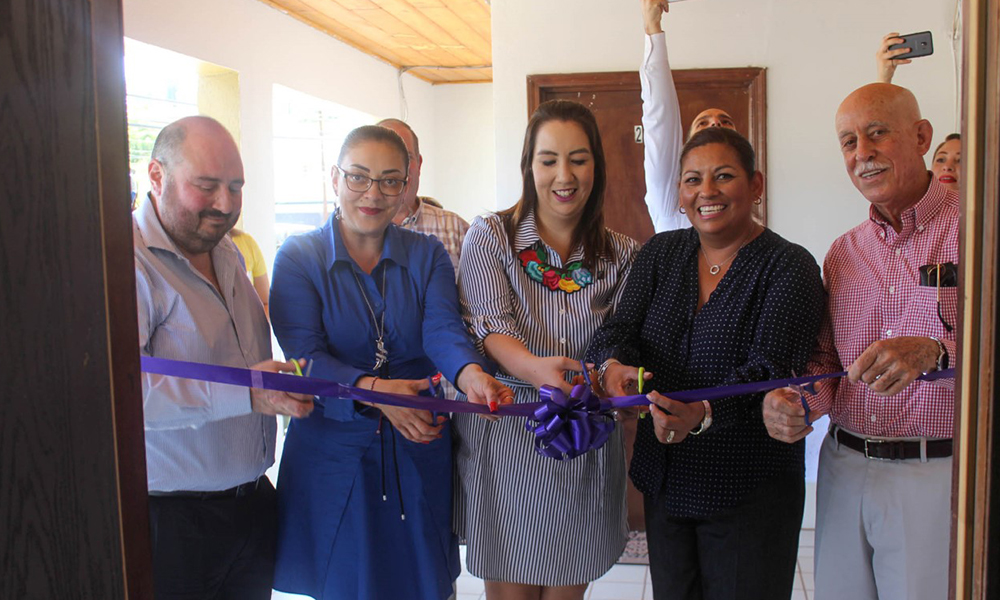 Inauguran Oficinas de Canirac Tecate