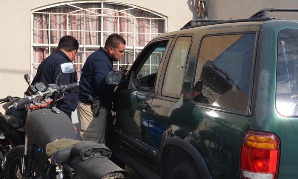 Informan disminución de un 45% en robos de vehículos en Tijuana