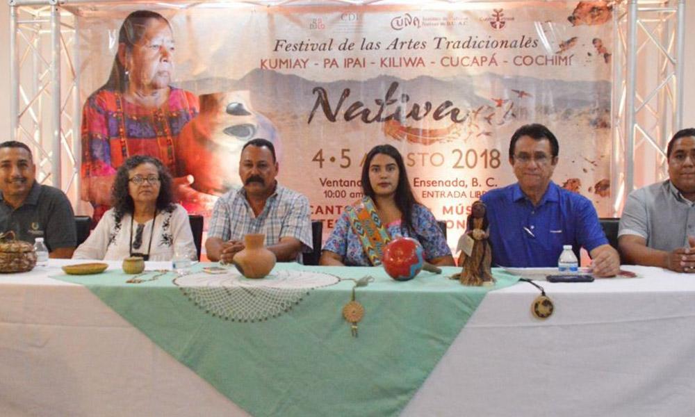 "Inicia este sábado ""Nativa, Festival de Artes Tradicionales"" de Baja California"