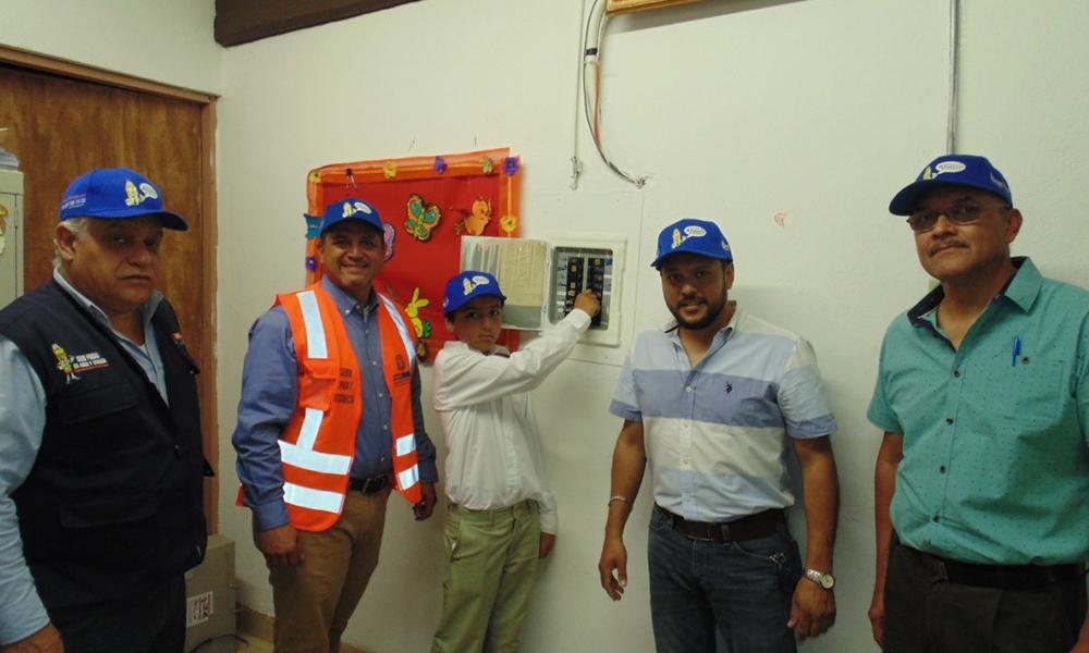 """Inicia SEE programa """"Apaga, Cierra y Desconecta"""" en Tecate"""
