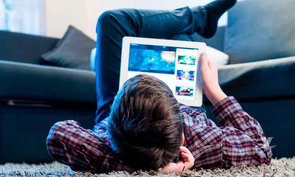 Estas son los temas más buscados por los niños en Internet