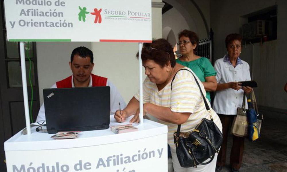 Invitan a los afiliados al Seguro Popular a solicitar citas médicas en Tecate