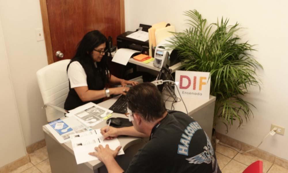 Invitan a certificar sus credenciales de discapacidad en Ensenada