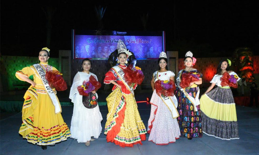 Invita XXII Ayuntamiento de Ensenada al certamen Señorita Fiestas Patrias