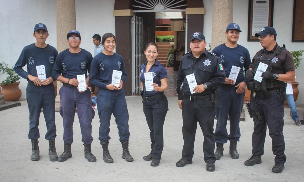 Invitan a formar parte del Campamento de Verano Policía Juvenil en Tecate