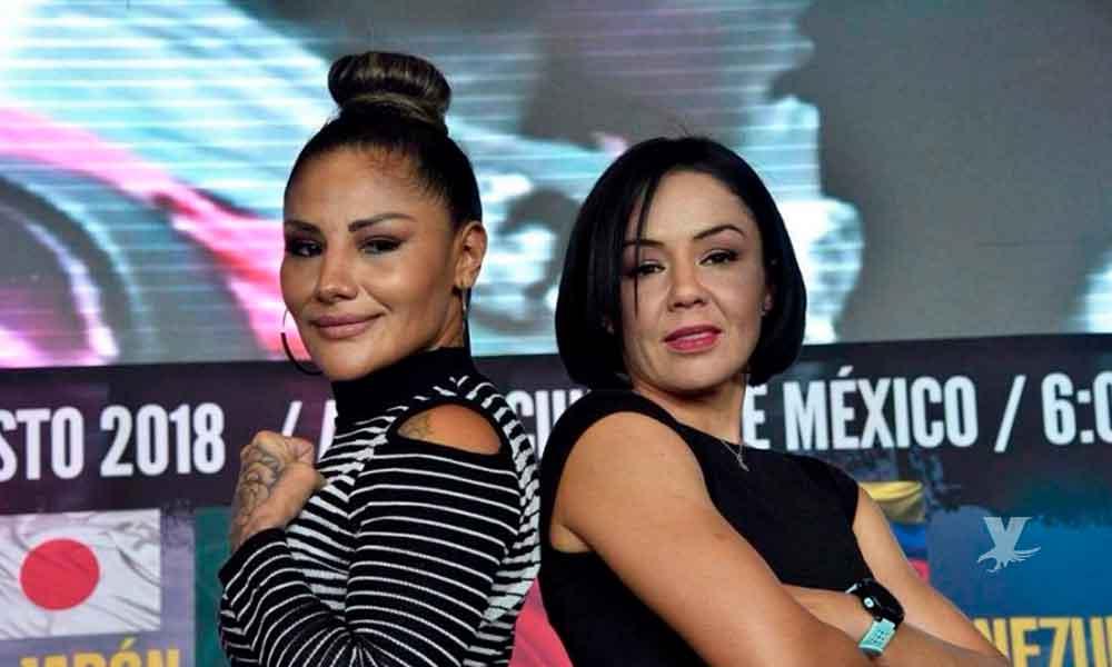 Jackie Nava regresa a los cuadriláteros para pelear por un título del CMB