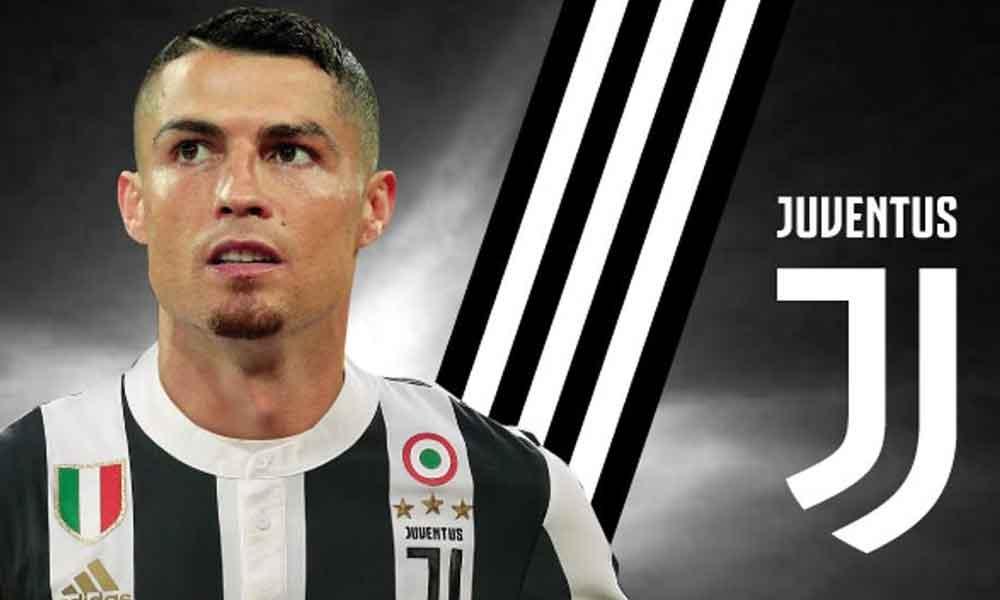 Cristiano Ronaldo es presentado oficialmente con la Juventus